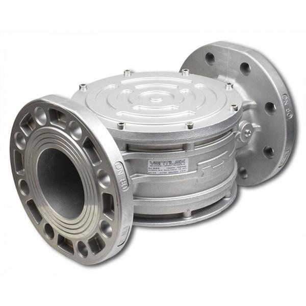 FG600-10-100 filtr plynový přírubový