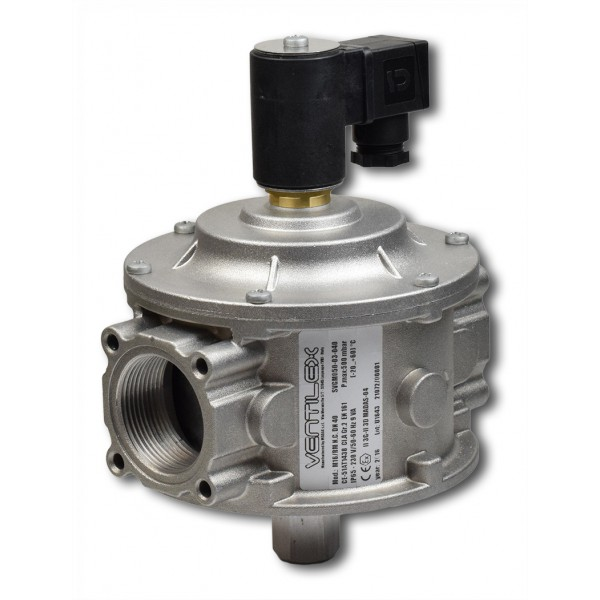 SVGM600-03-040, bezpečnostní plynový ventil