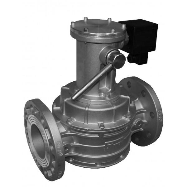SVGM050-03-080, DN80 bezpečnostní plynový ventil
