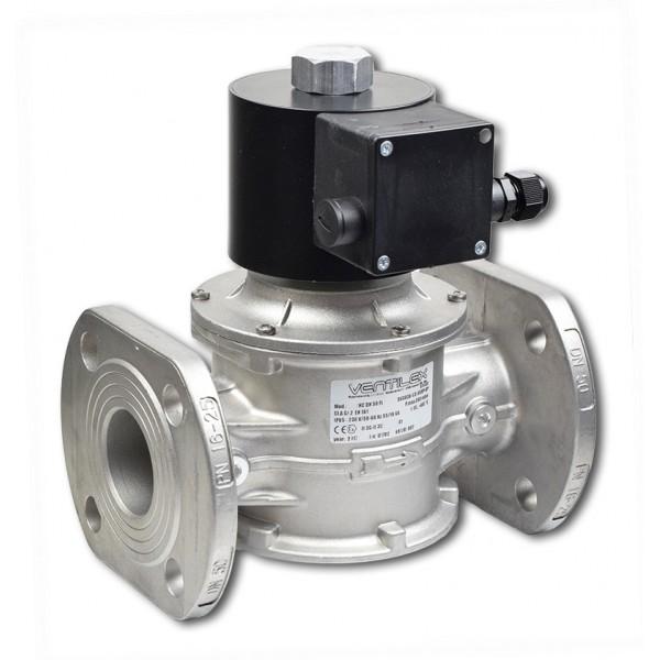 SVG600-03-050P, DN50, bezpečnostní plynový ventil