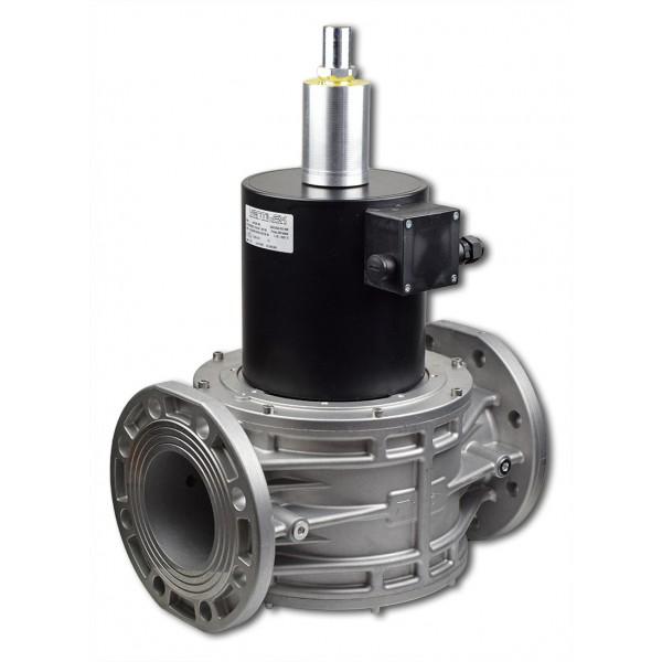 SVGS036-03-100, DN100, bezpečnostní plynový ventil