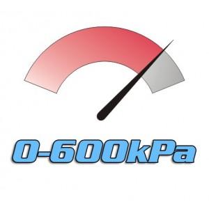 Pracovní tlak do 600kPa