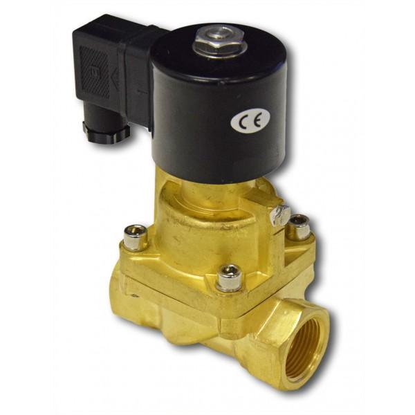 EVS35010 elektromagnetický ventil pro páru