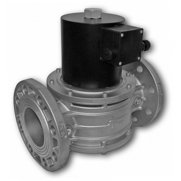 SVG036-03-200, DN200, bezpečnostní plynový ventil