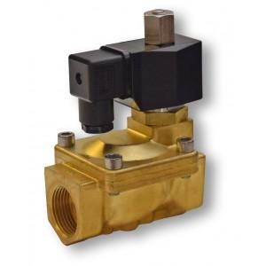 SVC703N010, elektromagnetický ventil nepřímo ovládaný, inverzní