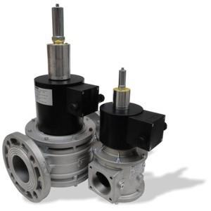 Samočinné uzavírací ventily s ochranou proti tlakovému rázu